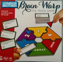 Brain Warp: The Trivia Game