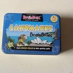 Brainbites Landmarks