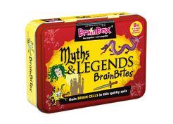 BrainBites: Myths & Legends