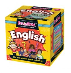 Brainbox: English
