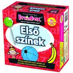 BrainBox: First Colours
