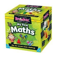 BrainBox: My First Maths