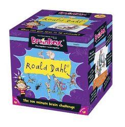 BrainBox: Roald Dahl