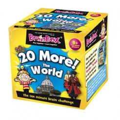 BrainBox: The World – 20 More