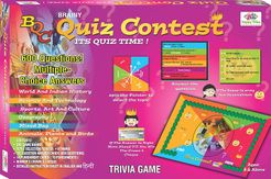 Brainy Quiz Contest