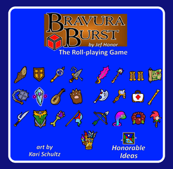 Bravura Burst: The Roll-playing Game