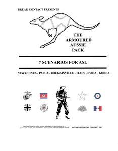 Break Contact: The Armoured Aussie Pack