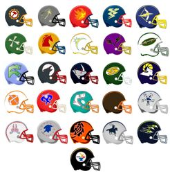 Breakaway Football: Expansion Teams