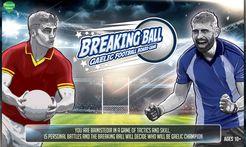 Breaking Ball: Gaelic Football Board Game