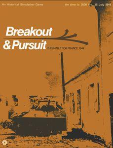 Breakout & Pursuit: The Battle for France, 1944
