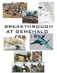 Breakthrough at Gemehalo 1999
