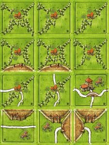 Breweries (fan expansion to Carcassonne)
