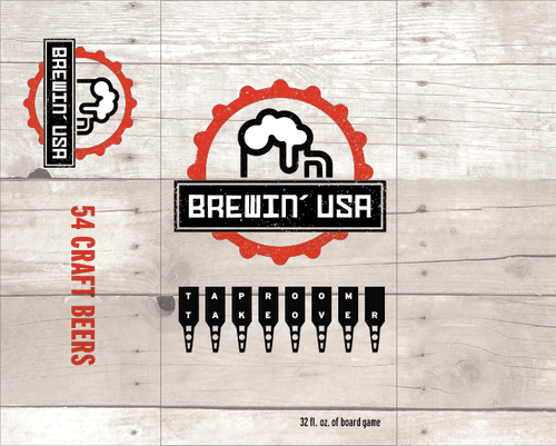 Brewin' USA: Taproom Takeover