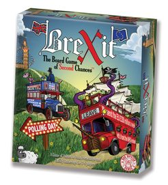 Brexit: The Board Game of Second Chances