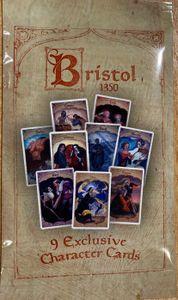 Bristol 1350: Bonus Character Cards