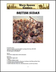 British Sudan
