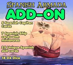 British Vs Pirates: Spanish Armada Add-on