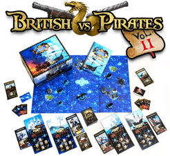 British vs Pirates: Volume 2