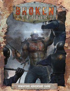 Broken Contract: Deep Underground