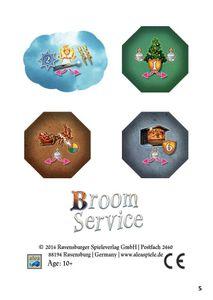Broom Service: Christmastime