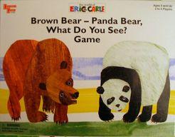 Brown Bear - Panda Bear, What Do You See?