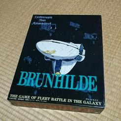 BRUNHILDE: Legend of the Galactic Heroes