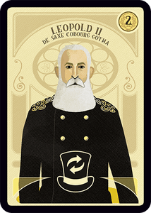 Bruxelles 1897: Leopold II Promo