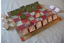 BS Chess (Bluffing Style Chess)