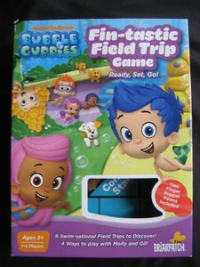 Bubble Guppies Fin-tastic Field Trip Game