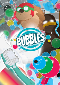 Bubbles the Card Game