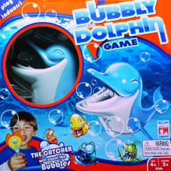 Bubbly the Dolphin Game