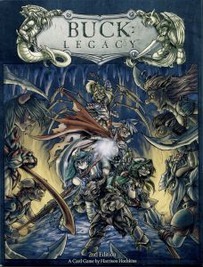 Buck: Legacy (2nd Edition)