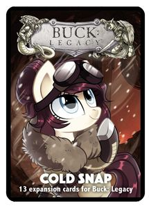 Buck: Legacy – Cold Snap