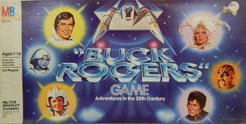 Buck Rogers Game: Adventures in the 25th Century