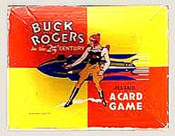 Buck Rogers in the 25th Century, A Card Game