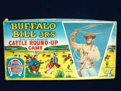 Buffalo Bill Jr's Cattle Round-up Game