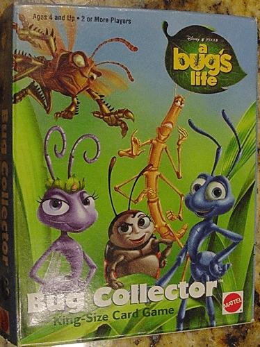 Bug Collector Card Game