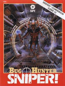 Bug Hunter Sniper!: Sniper! Companion Game #3