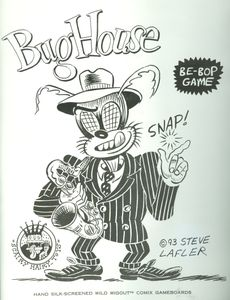 Bughouse: Be-Bop Game