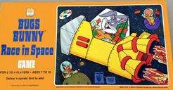 Bugs Bunny Race in Space Game