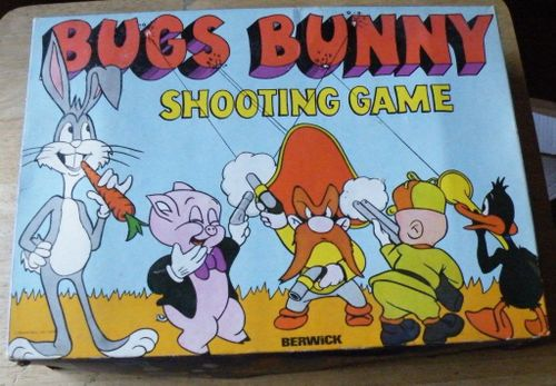 Bugs Bunny Shooting Game