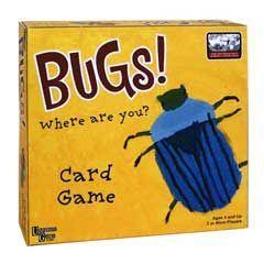 BUGS! Card Game