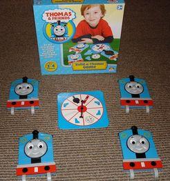Build-a-Thomas Game