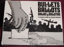 Bullets & Ballots: A Learning Game on Central America