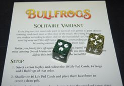 Bullfrogs: Solitaire Variant Expansion