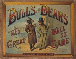 Bulls and Bears: The Great Wall St. Game