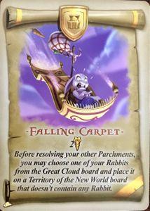 Bunny Kingdom: in the Sky – Falling Carpet Promo Card