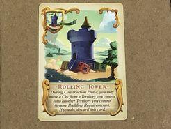 Bunny Kingdom: Rolling Tower
