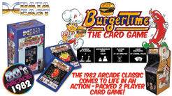 Burger Time: The Card Game