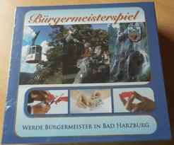 Bürgermeisterspiel:  Werde Bürgermeister in Bad Harzbug